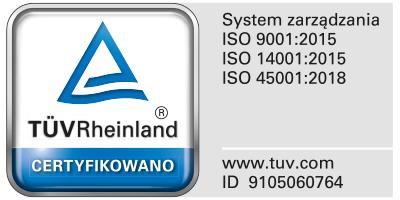 TÜV Zertifikat 9105060764